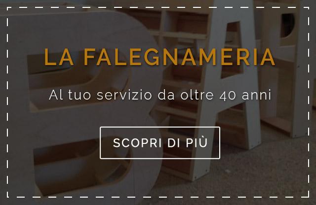 La Falegnameria Toni - al tuo servizio da oltre 40 anni